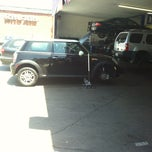Photo taken at Discount Tire Centers by sparkiepop on 5/23/2012