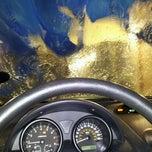 Photo taken at Original Two Dollar Car Wash by Avery M. on 11/3/2011