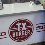 Photo taken at Texas Burger by Brian S. on 10/16/2011