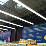 Photo taken at Carrefour by Gregory G. on 11/25/2011