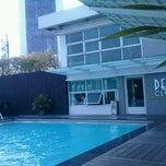 Photo taken at Dea Sport Club by Mora J. on 3/25/2011
