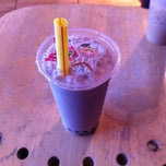 Photo taken at The International Boba House & Internet Cafe by Angela L. on 6/16/2012