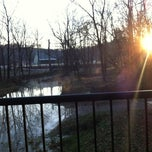 Photo taken at Buck Creek Park by Robbie H. on 12/20/2011