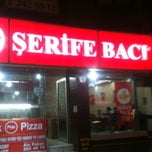 Photo taken at Şerife Bacı Pide ve Börek by Erdal O. on 4/21/2012