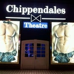 Photo taken at Chippendales Theatre at The Rio Vegas by PetroBoi on 12/30/2011