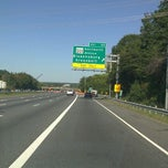 Photo taken at I-495 (Capital Beltway) by MARCEL on 10/6/2011