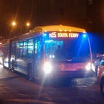 Photo taken at MTA M15 +Select Bus Service+ - Houston Street by Carlton W. on 3/5/2011