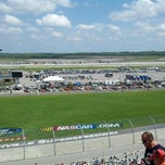 Photo taken at Nashville Superspeedway by Bryan S. on 4/23/2011