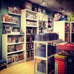 Photo taken at Labyrinth Game Shop by Wesley C. on 2/11/2012