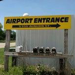 Photo taken at Cottonwood Airport Landing Strip by Michael P. on 6/9/2012