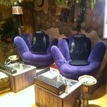 Photo taken at A Harmony Salon by Joseph A. on 4/22/2012