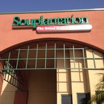 Photo taken at Souplantation by Lori S. on 4/5/2012