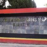 Photo taken at MRSM Kuantan by Nurnazirah A. on 9/7/2012