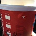 Photo taken at Starbucks by Jessica P. on 11/11/2012