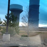 Photo taken at Pasco water Towers by Donald F. on 3/26/2013