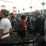 Photo taken at North Security Checkpoint by Kaiti on 8/28/2013