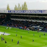 Photo taken at The Hawthorns by Ness G. on 5/18/2015