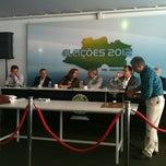 Photo taken at Tribunal Regional Eleitoral do Amazonas by Adriano Castro O. on 10/27/2012