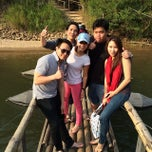 Photo taken at The River Kwai Jungle Rafts by Earn L. on 12/30/2013