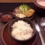 Photo taken at Goela Klapa Restaurant by Edhi H. on 12/27/2014