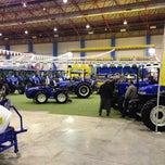 Photo taken at CNR Expo Fuar Alanı by Onur S. on 2/28/2013