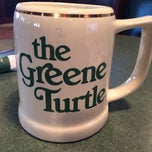 Photo taken at The Greene Turtle by Lu D. on 12/19/2013