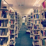 Photo taken at UTS Library by DKC on 3/25/2013