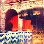 Photo taken at Museo de Arte de Queretaro by Miguel L. on 10/15/2012