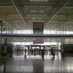 Photo taken at Indianapolis International Airport (IND) by Adam K. on 5/22/2013