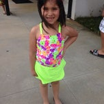 Photo taken at Bogan Aquatic Center by Clara A. on 4/13/2014