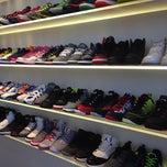 Photo taken at Sneaker U by Amanda on 3/8/2014