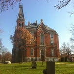 Photo taken at DePauw University by Evan F. on 11/9/2012