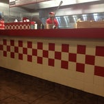 Photo taken at Five Guys by Olan K. on 12/15/2012