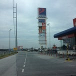 Photo taken at Petron Service Station by Marvin Barnard M. V. on 5/15/2013