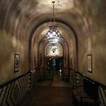 Photo taken at Hotel Figueroa by Johnathan R. on 4/12/2013