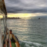 Photo taken at Sottomarina by Cristian F. on 2/25/2015