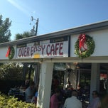 Photo taken at Over Easy Café by Jesus H. on 1/6/2013