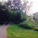 Photo taken at Marydale Park by Govind N. on 9/14/2014