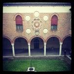 Photo taken at Casa Romei by Gian Luca M. on 5/3/2014
