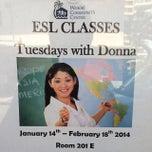 Photo taken at Waikiki Community Center by Joe P. on 2/10/2014