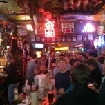 Photo taken at Salty Dog Saloon by Wendy C. on 11/12/2012