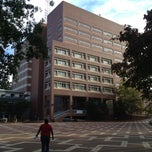 Photo taken at D. H. Hill Library by lauren p. on 10/5/2012