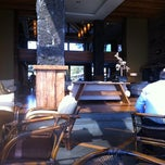 Photo taken at Hotel Cumbres Patagónicas by Tatiana C. on 10/24/2012