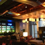 Photo taken at Aloft Milwaukee Downtown by Chriss Jeremy S. on 1/19/2013