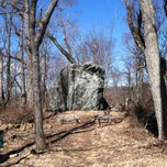 Photo taken at Rockefeller State Park Preserve by Jonathan B. on 3/30/2013