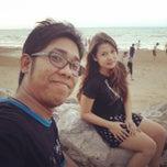 Photo taken at Pranburinoi Resort by Yim Yatiwat T. on 6/1/2013