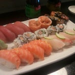 Photo taken at Sushi Koba by Cássio H. on 3/6/2013