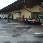 Photo taken at Marquee Mall Bus Station by Emmeviene S. on 7/6/2014