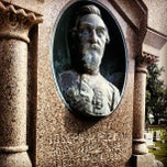 Photo taken at Oak Hill Cemetery by Jim V. on 8/17/2013