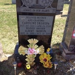 Photo taken at Cavalry cementary by Di on 4/5/2014
